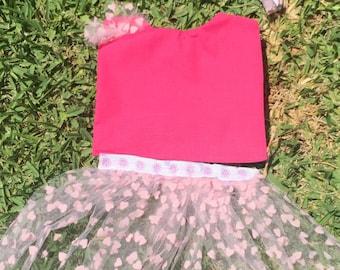 Dress Me Up Blanket - Ballerina Tutu Set