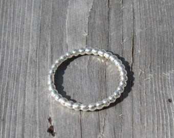 Dotted Sterling Band