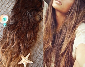 mermaid ombre hair extension etsy de. Black Bedroom Furniture Sets. Home Design Ideas