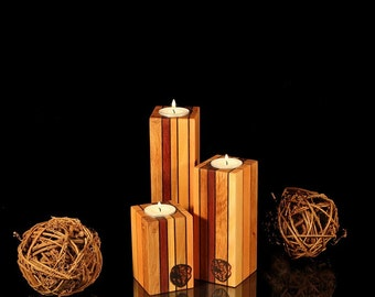 Tea light holder, set