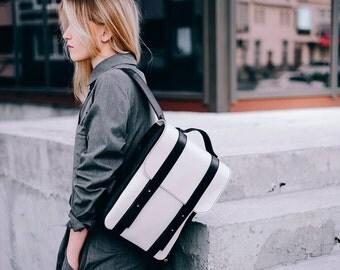 Handmade leather backpack, womens backpack, vintage leather backpack, leather back pack, leather rucksack, mens backpack, rucksack backpack
