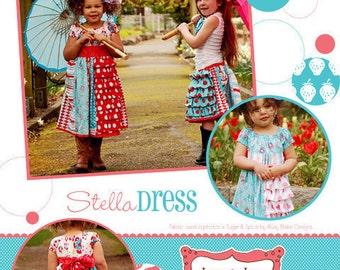 Stella Dress, Izzy & Ivy Designs