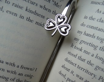 Shamrock Bookmark