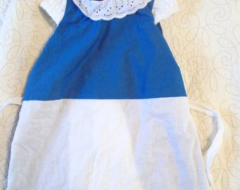 Belle Inspired Town Dress-up Dress
