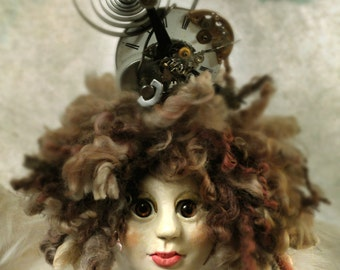 Angel, Art Doll, OOAK – Grace