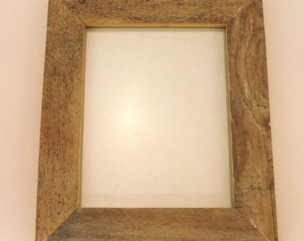 8x10 Vermont Barnwood Picture Frame