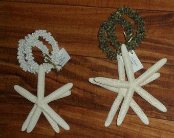 Starfish Curtain Tie Backs