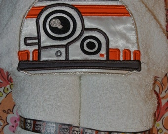 Star Wars inspired BB-8 Droid