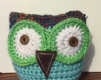 Stuffed Owl Creature
