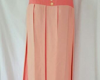 1960s Vintage Shimmy and Shake Carwash Style Dress