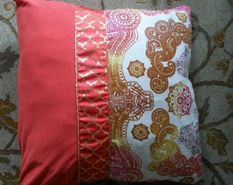 Toss Pillow Covers, Throw Pillow Covers, Pillow Covers, Pillow Cases, Home Accents, Room Decor, Room Accents, Accent Pillows, Boho Pillows