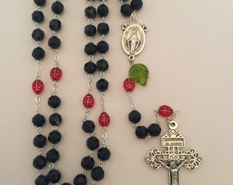 Our Lady's Beetle Rosary