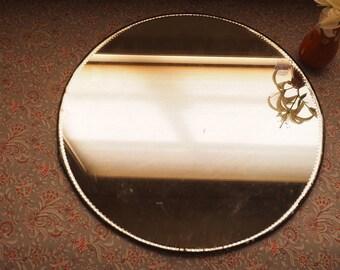 """Antique Dresser Mirror -- 20"""""""