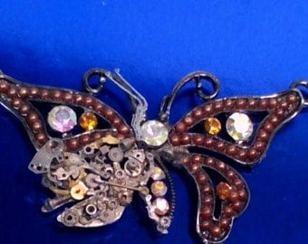 Steampunked Butterly