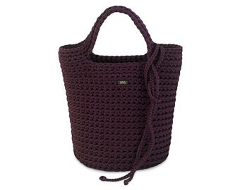 "Crocheted bag ""Terba"" by SAVA design"