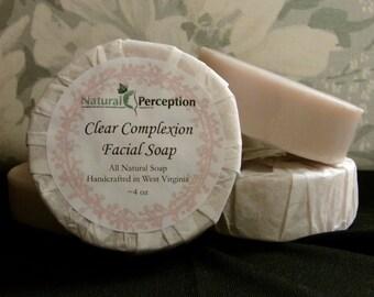 Clear Complexion Facial Soap
