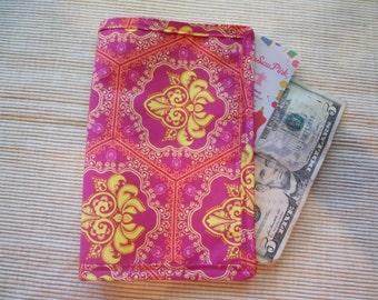 Deep Magenta Phone Wallet for iPhone 6S