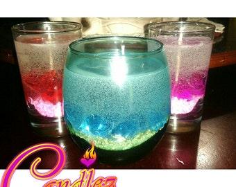 Gel Candle set (3)
