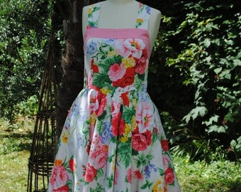 Dress 80s -Size 26/28(US)