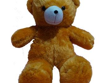 Gold Yellow Teddy Bear