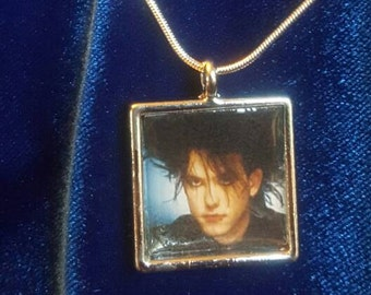 Robert Smith- The Cure Necklace