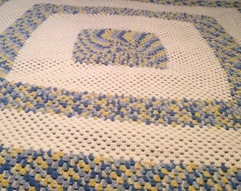 Crochet Queen Spread/King Coverlet