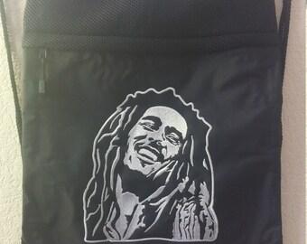 Bob Marley Back Pack