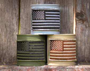 4th of July candle,USA,patriotic candle,Fathers day,military,independence day candle,support our troops,Army,Navy,Air Force,Marines,Police