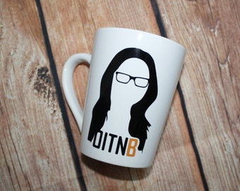 OITNB Alex Vause Coffee Mug | Orange Is The New Black