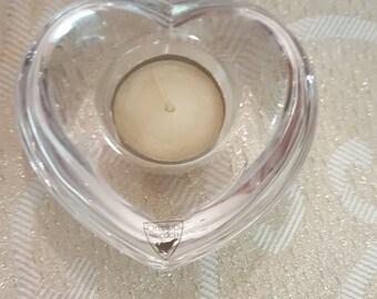 Orefors tea candle
