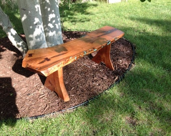 Mesquite bench or coffee table
