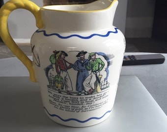 Royal Doultan Sea Shanty Jug