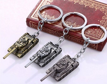 World of Tanks | Keychain Charm