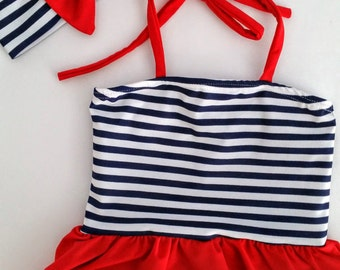 American Dream One-Piece Swimsuit