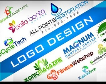 Professional Logo Design as soon as 48 hours with unlimited revisions