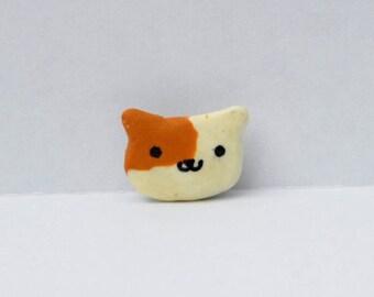 Neko Atsume Face Magnets (Small)