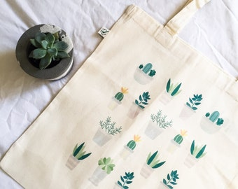 Plant Lovers Tote Bag