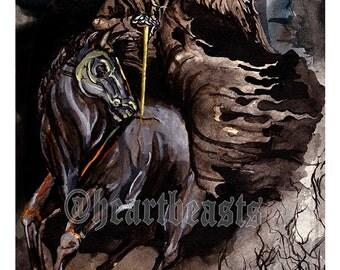 Wraith 11x14 Print