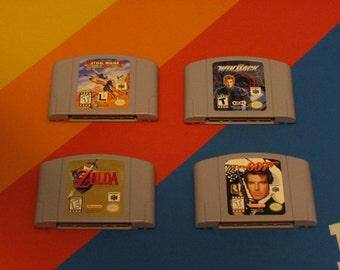 Nintendo 64 Games for Sale! (Each sold separately)