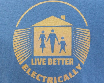 Live Better Electrically T-shirt SALE