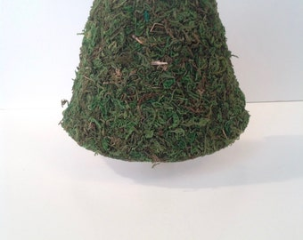 Moss Covered Night Light (READY TO SHIP)