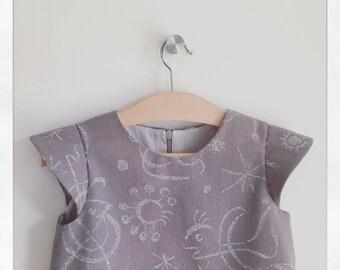 olive :  modern girl dress