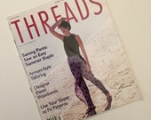 Threads Magazine- July 1999 sewing magazine back issue