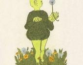 Dandelions - FINE ART PRINT