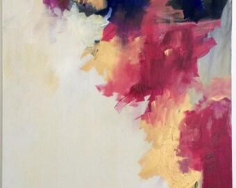 Falling Up - Original Acrylic Painting