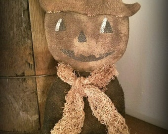 Barley Scarecrow E-Pattern