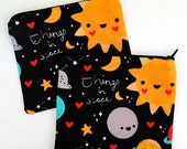 Things in Space Zipper Pouch - Coin Purse