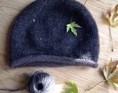Madison Hat, Arctic Hat, Luxury yarns, Lined wool hat
