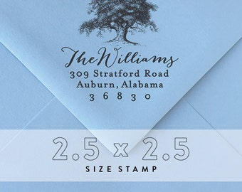 return Address Stamp No. 4