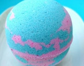 Bath Bomb, COTTON CANDY Skies, Full Size, Teen Gifts, For Her, Bath and Beauty Gifts - Stocking Stuffer - NEW